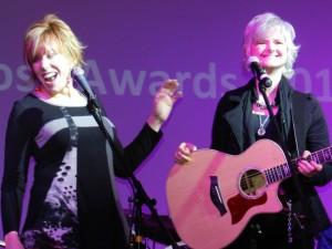 KTG & Stowe at the 2012 Posi Awards