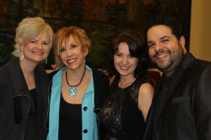 Stowe, Karen, Susan Williams & Fernando Varela