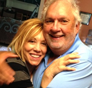 Karen & husband Dennis 2014