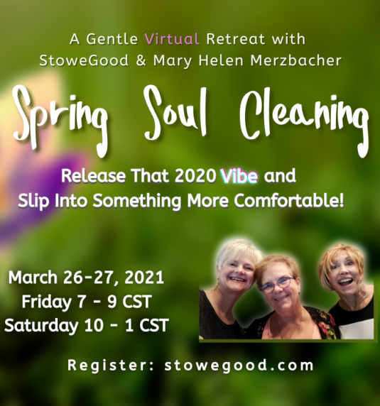 Spring Soul Cleaning Retreat